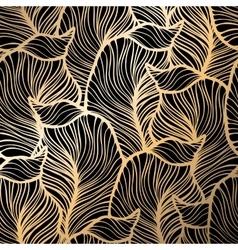 Damask seamless floral pattern Royal wallpaper vector image vector image