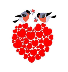 Valentine day Love vector image
