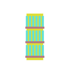 Building house and architecture object business vector