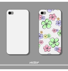 PhoneCover4 vector image
