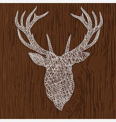 Deer thread vector