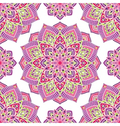 Bright pink pattern vector