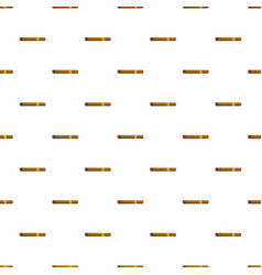 Cigar pattern seamless vector
