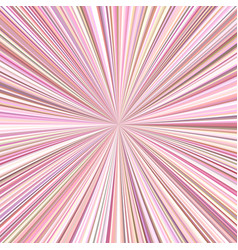 Abstract ray burst background from radial stripes vector