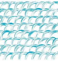 Abstract wave colorful pattern vector image vector image