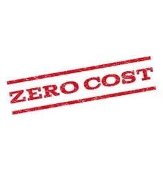 Zero cost watermark stamp vector