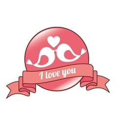 Love card design eps 10 vector