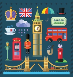 Great Britain Kingdom vector image vector image