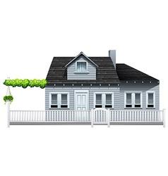 A gated house vector