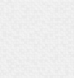 White texture seamless pattern background vector