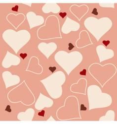 love design pattern vector image