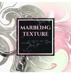 Marble pattern texture vector