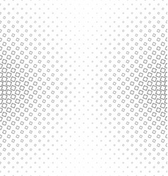 Monochrome geometric angular square pattern vector