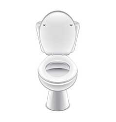 Object toilet vector
