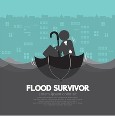 Flood survivor vector