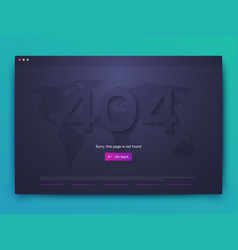 screens and web concept vector image
