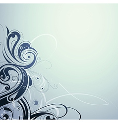 Decorative backdrop with copy space vector