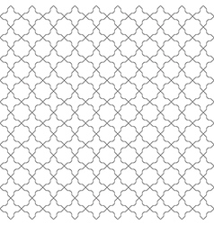 Simple seamless vintage pattern vector
