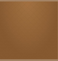 brown metal texture vector image vector image