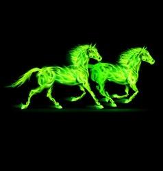 Fair horse run2 06 vector