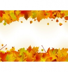 Thanksgiving day card template vector