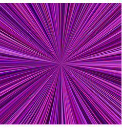 abstract ray burst background from radial stripes vector image vector image