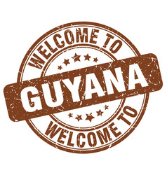 Welcome to guyana vector