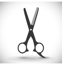 Hairdresser salon graphic vector