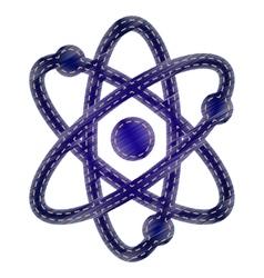 Atom sign vector