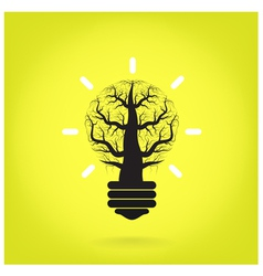 Green and initiative concept vector image