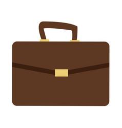 Business portfolio bag accesorie documents vector