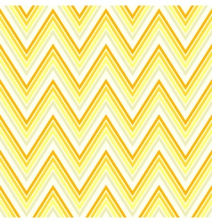 Seamless chevron pattern in retro style vector image
