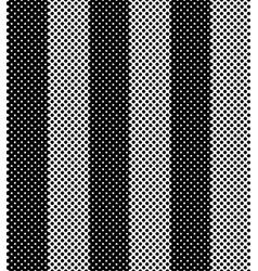 black tiny mesh striped pattern vector image