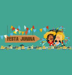 Festa banner 4 vector
