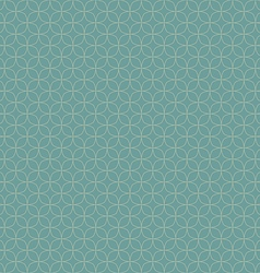 Seamless round corner squares pattern vector image vector image