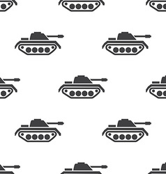 tank seamless pattern vector image