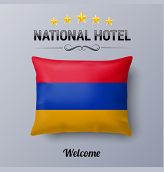 National hotel vector