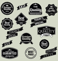 Premium design elements vector