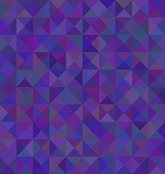 Abstract triangular purple pattern or background vector