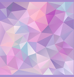 abstract irregular polygon background purple vector image vector image