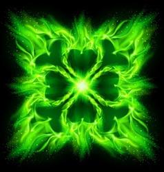 Fairgotik green 01 vector