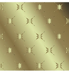 Gold Shooting Stars On Abstract Dark Background vector image