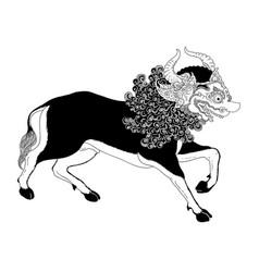 jatasura vector image