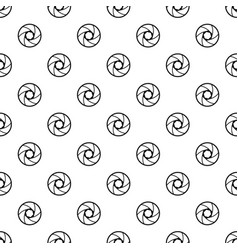 Professional objective pattern vector