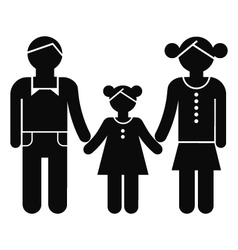 Familyicon vector