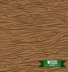 Wood design vector
