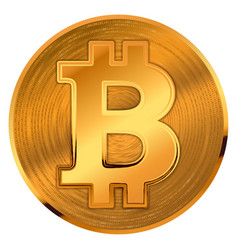 bitcoin 4q1 vector image vector image