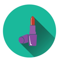 Lipstick icon vector