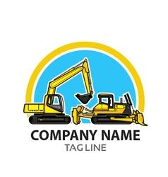 Construction Logo vector image vector image