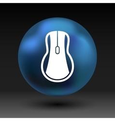 Computer mouse icon icon symbol click vector image